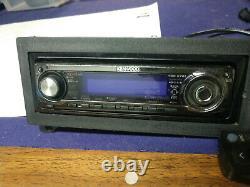 Kenwood KDC-X791 Old school car Radio Deck with remote