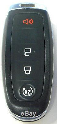 Keyless remote 2011 Ford Explorer entry key fob GEN2 push start car starter prox