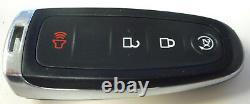 Keyless remote 2013 Lincoln MKS entry key fob GEN2 push start car starter proxy