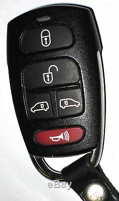 Keyless remote key fob control 2012 2011 2010 Kia Sedona car transmitter entry