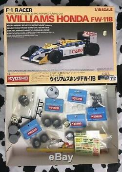 Kyosho Baja Bug Racer Job-Lot Turbo Optima Radio Controlled Remote Car RC Vtg