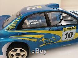 Kyosho Subaru Impreza WRC Pure Ten EP Alpha2 4WD Radio / Remote Controlled Car