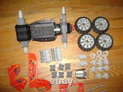 LEGO Racers RC RED BEAST 8378 Race Car Radio Remote Control COMPLETE WORKS RARE