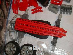 LEGO Racers RC RED BEAST 8378 Race Car Radio Remote Control RETIRED RARE