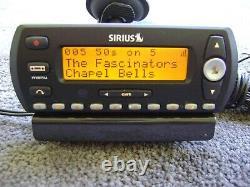 LIFETIME SUB Guaranteed+ SIRIUS Radio Sv4 with car kit, remote