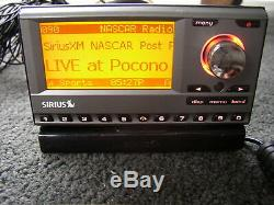 LIFETIME SUB Guaranteed+ SIRIUS SP-3 satellite radio with Car kit, Remote