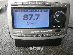 LIFETIME SUB Guaranteed+ SIRIUS SP-R2 satellite radio WithCar KIt, Remote 87.7