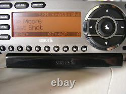 LIFETIME SUB Guaranteed+ SIRIUS Starmate St3 satellite radio withCar kit remote