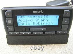 LIFETIME SUB Guaranteed+ SIRIUS Stratus Sv6satellite radio withCar kit remote