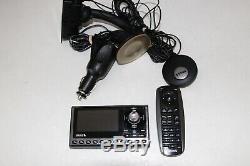 LIFETIME SiriusXM Sportster 6 (Sportster 5) Radio, Remote, Car