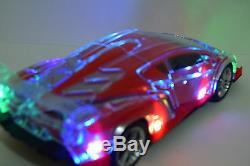 Lamborghini Veneno Radio Remote Control Car 1/20 Flashing Body Lights