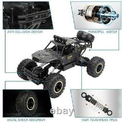 Large 4wd Rc Car 2.4g Radio Remote Control Car Monster Truck Off-road Vehicle