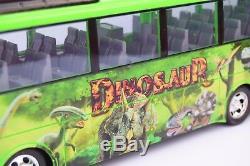 Large City Bus Radio Remote Control Car Tourist Tour Bus Zoo Tycoon Dinosaur