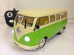Large German Camper Van 1/16 Radio Remote Control Car Front Headlights