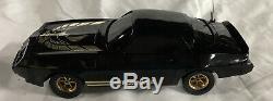 Latrax Radio Controlled Vintage Formula FireBird Black And Gold Remote RC Car