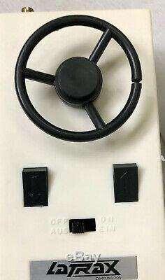 Latrax Radio Controlled Vintage LANCIA STRATOS Remote RC Car RARE FIND
