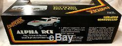 Latrax Rare Radio Controlled ALPHA RCX Vintage Rc Cars CP-011 Remote