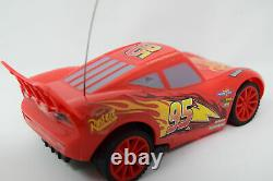 Lightning Mcqueen Cars Radio Remote Control Car Rc Car NEW BOXED
