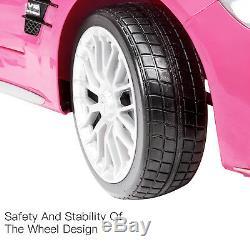 Mercedes SL65 Electric 12V Kids Ride on Toy Rocking Car withRemote Control & Radio