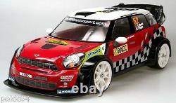 Mini Countryman WRC Nikko Car Remote Control Vehicle Radio 1/14 24 Km/H 2459