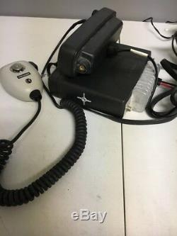 Motorola CDM1250 VHF 136-174MHz 45 Watt Radio with Remote Head AAM25KKD9AA2AN Car
