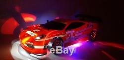 NEW Flying Fish Aston Martin DB9 Electric RC Radio Remote Control Drift Car 4WD