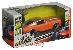 NEW Radio Remote Control RC Racing Toy RTR Car Vehicle Toys 1967 Ford Mustang GT