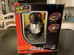New Bright Brp Full Function Remote Radio Control Car Can-am Spyder R/c Vehicle