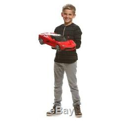 New Bright RC 16 Scale La Ferrari Car Remote Toy Hobby Truck Radio for Kids, Red