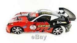 New Drift Rc 20mph 4wd Fast 1/10 Big Rc Car Remote Radio Control Ferrari 599 Uk