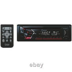 New Pioneer Car Stereo CD MP3 WMA Player USB AUX-IN AM/FM Radio ARC App Remote