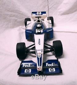 Nikko Evolution Bmw Formula F1 Indy Race Car 7.2 Volt Remote Radio Control Rc