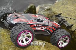 Off Road Land Buster Buggy 4wd Monster Truck Radio Remote Control Car 25kmph
