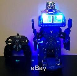 Optimus Transformers Monster Truck Robot Radio Remote Control Car Girls Boys Toy