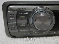 Pioneer DEH-P7700MP Car CD / WMA / MP3 Satellite Radio withRemote FAST SHIPPING