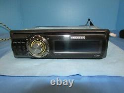 Pioneer DEH-P7800MP Car Stereo Radio CD MP3 WMA Player with Harness Remote Extras