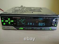 Pioneer KEH-P8600R + CDX-P1220S + Remote Car Cassette CD Radio Player