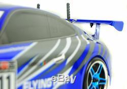 Porsche Style Drift PRO Brushless Version RC Radio Remote Control Car