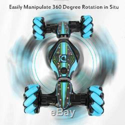 Powerful Car Gesture Sensing+Remote Control Off-Road Climbing Radio Music Toy