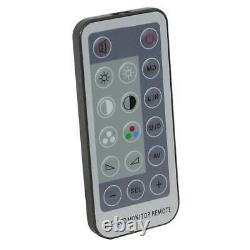 Pyle PLVWR1440 14 TFT Flipdown Car Ceiling TV Video Monitor with Wireless Remote