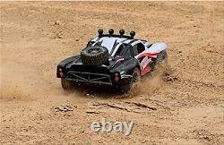 RC Car High Speed Remote Control Car 1/18 Scale 2.4 Ghz Radio Fast 30+ MPH 4x4