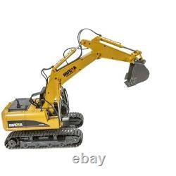 RC Excavator Construction Radio Remote Controls engineer Toys Hydraulic Cars New