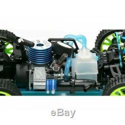RC Nitro METEOR Car Buggy Radio/Remote Control 4WD 1/16 Petrol FREE FUEL