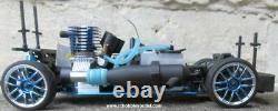 RC Nitro Race Car Radio Remote Control 2.4G 1/10 RTR 4WD 12334