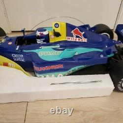 Racing F1 Formula Car Model Remote Radio Control RC 16 Large Size Not Working