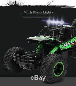 Radio Control Rc Car Remote Control Off-Road Truck 4wd 2.4g Kid Toys Boy Us Kit