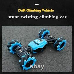 Radio Control Stunt Car Gesture Induction Twisting Off-Road Vehicle RC Car 4WD