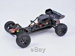 Radio Remote Control Car RC 1/10 Electric Buggy RTR Baja Prime V3 2.4GHz Orange