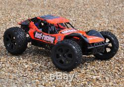 Radio Remote Control Car RC 1/10th Electric Buggy RTR Prime Desert Assault New