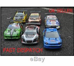 Radio Remote Control Drift RC Cars 110 Scale Nissan, BMW, Audi, Subaru, Ferrari -UK